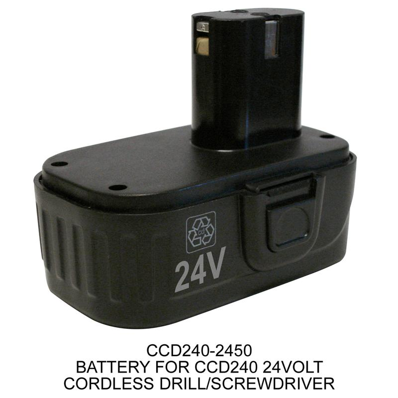 18V Replacement Battery Pack At idealhandtools.com